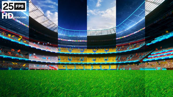 Thumbnail for Flying On Grass In Stadium HD Pack 02