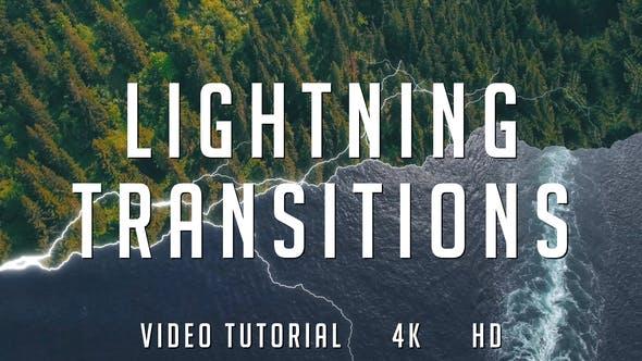Lightning Transitions Pack