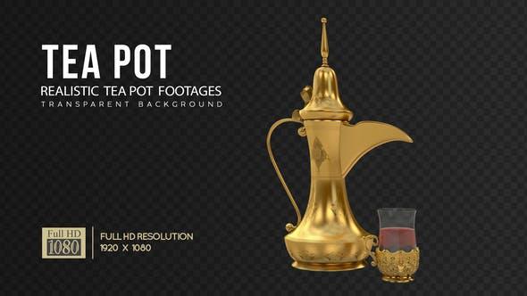 Thumbnail for Tea Pot