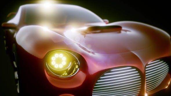 Thumbnail for Luxury Brandless Sport Car