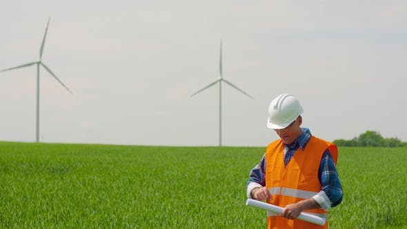 Thumbnail for Wind Turbine Inspection. Inspector Reading Plan