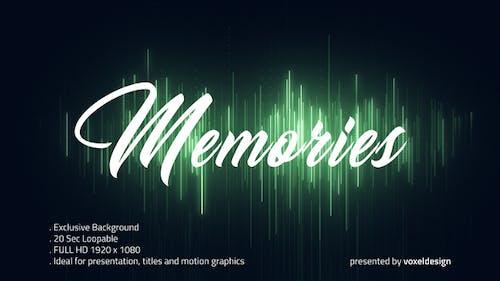 Green Memories Background