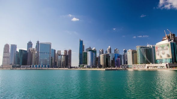 Thumbnail for Business Bay Dubai Day