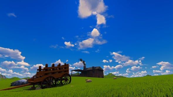 Thumbnail for Old House In Field