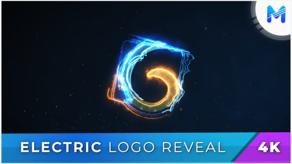Thumbnail for Electric Logo Reveal