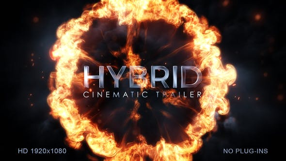 Thumbnail for Hybrid Cinematic Trailer