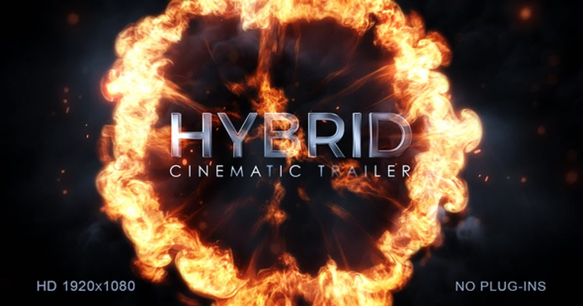 Download Hybrid Cinematic Trailer by Visual_A