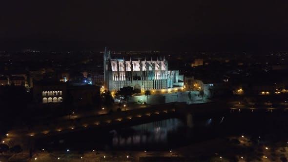 Thumbnail for Aerial View. Catedral De Santa Maria Palma De Mallorca