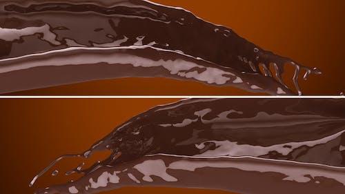Schokolade gießen