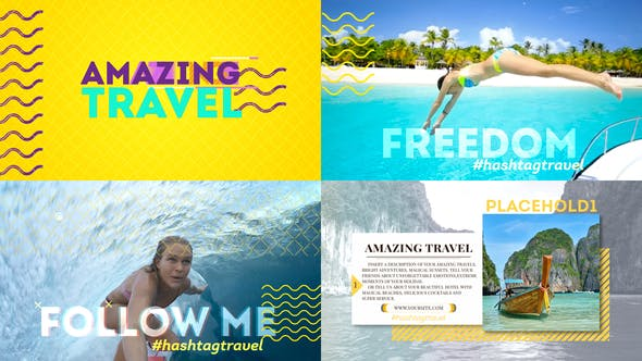 Thumbnail for Amazing TRAVEL