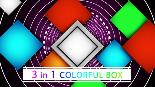Thumbnail for Colorful Box