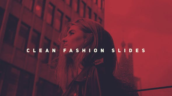 Thumbnail for Clean Fashion Slideshow