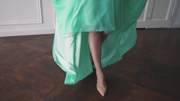 Thumbnail for Women's Legs on Heels