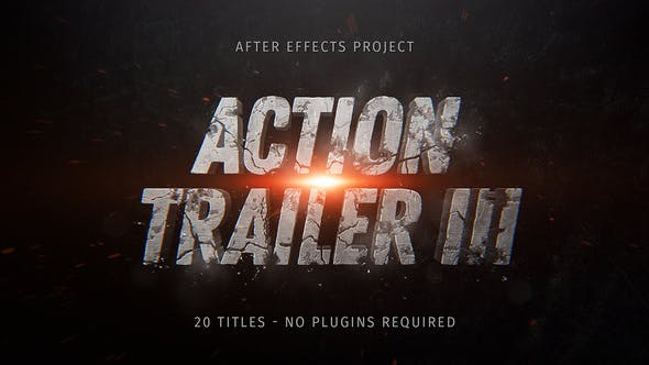 Thumbnail for Action Trailer III