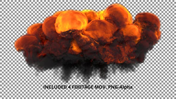 Thumbnail for Explosive Reveal