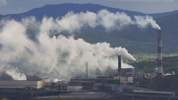 Thumbnail for Air Pollution From Industrial Plants