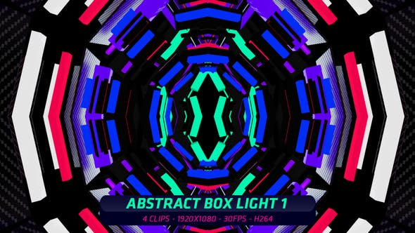 Thumbnail for Abstract Box Light 1 (4 in 1)