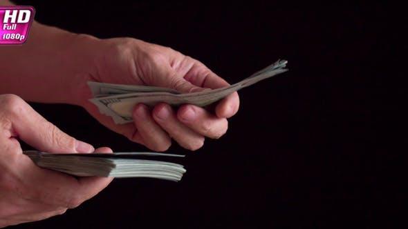 Thumbnail for Counting Banknotes Manually