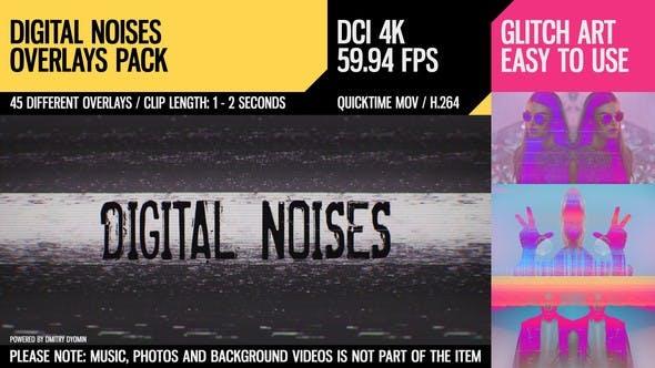 Thumbnail for Digital Noises