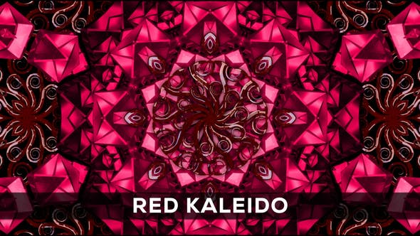 Cover Image for Red Kaleido