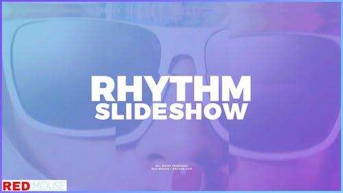 Rhythmus Diashow