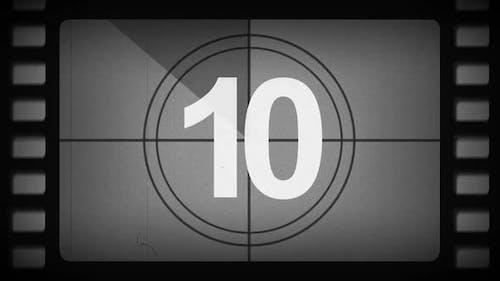 Film Leader Countdown