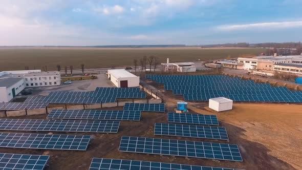Thumbnail for Panneaux solaires pour la production d'électricité
