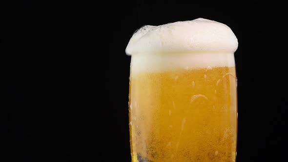 Thumbnail for Pouring Beer in Glass