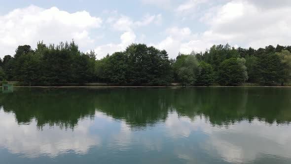 Thumbnail for Lake Reflection
