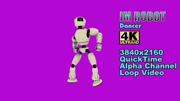 Thumbnail for Robot Android Dancer