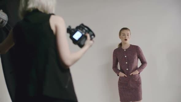 Thumbnail for Fashion Photo Shoot Process