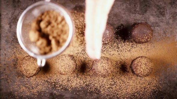 Thumbnail for Sprinkle Homemade Chocolate Cocoa Sweets