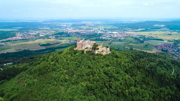 Thumbnail for Hohenzollern Castle, Germany.