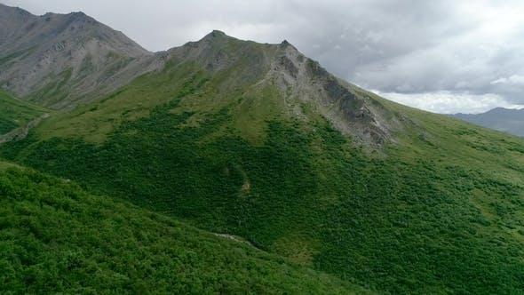 Thumbnail for Aerial Flythrough of Alaska