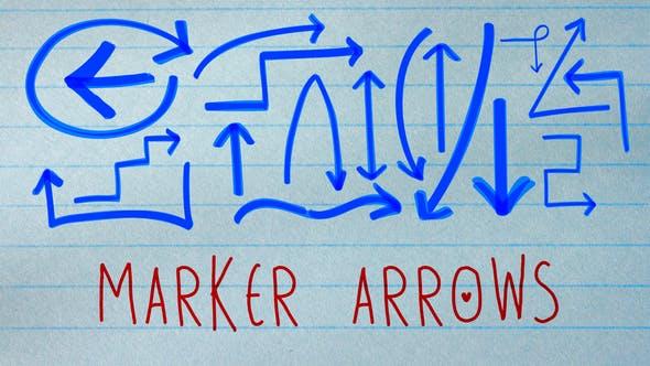 Marker Arrows