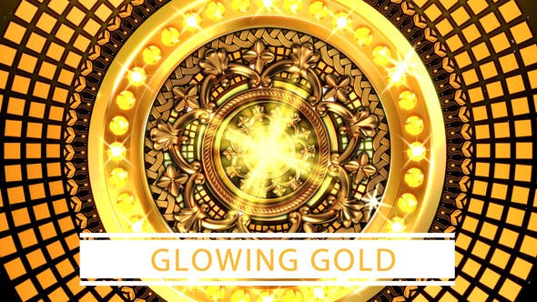 Thumbnail for Glowing Gold Pack