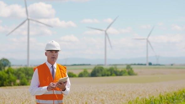 Windmills Inspection, Eco Energy, Renewal Energy