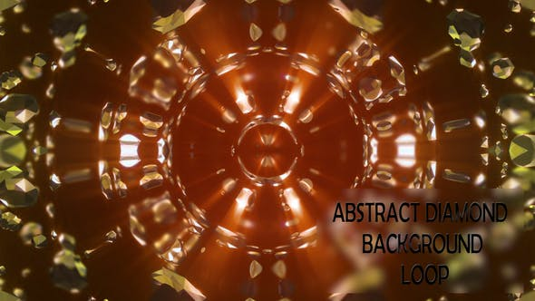 Cover Image for Abstract Diamond Background