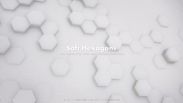 Thumbnail for Soft Hexagon Motion