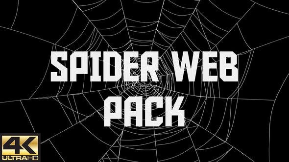 Thumbnail for Spider Web Pack