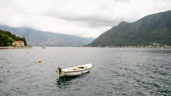 Perast Town. Montenegro