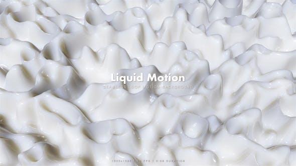 Thumbnail for White Liquid Motion