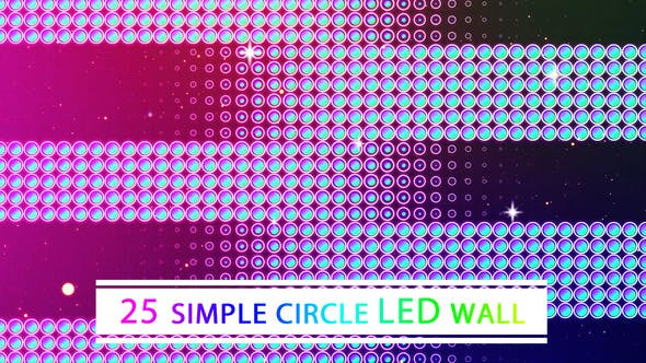 Thumbnail for 25 Simple Circle LED Wall Pack