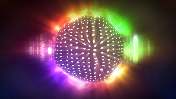 Cover Image for VJ Abstract Ball