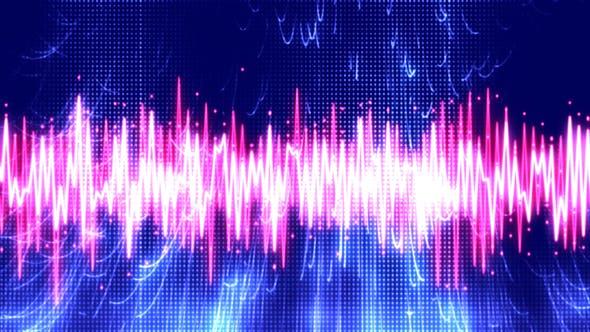 Thumbnail for Music Energy Waveform 2