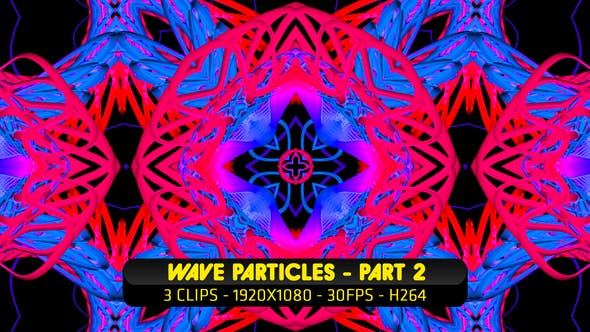 Thumbnail for Wave Particles 2