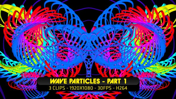 Thumbnail for Wave Particles 1 (3 in 1)