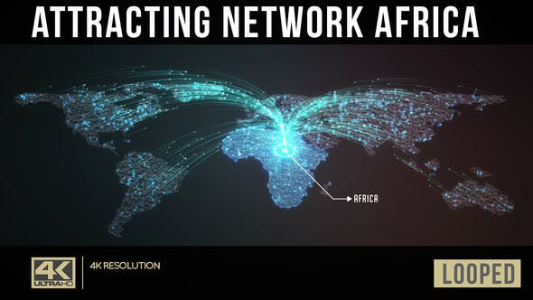 Cover Image for Attracting Network Africa