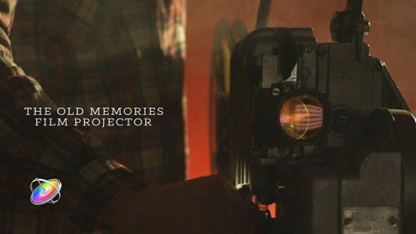 The Old Memories - Filmprojektor