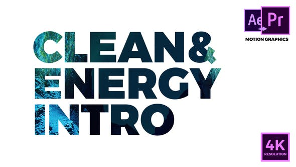 Thumbnail for Clean & Energy Intro